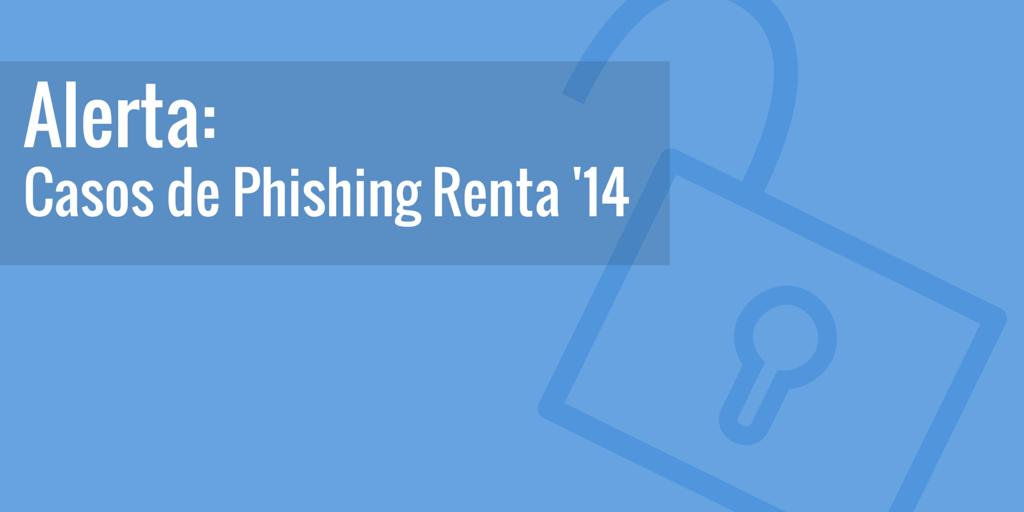 Phishing de la Agencia Tributaria