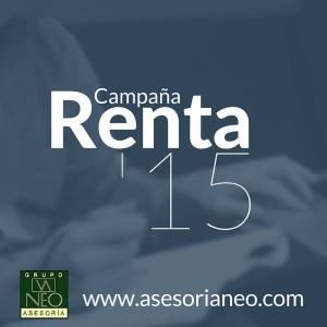 renta 2015
