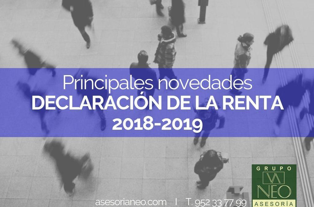 novedades-declaracion-renta-2018-2019